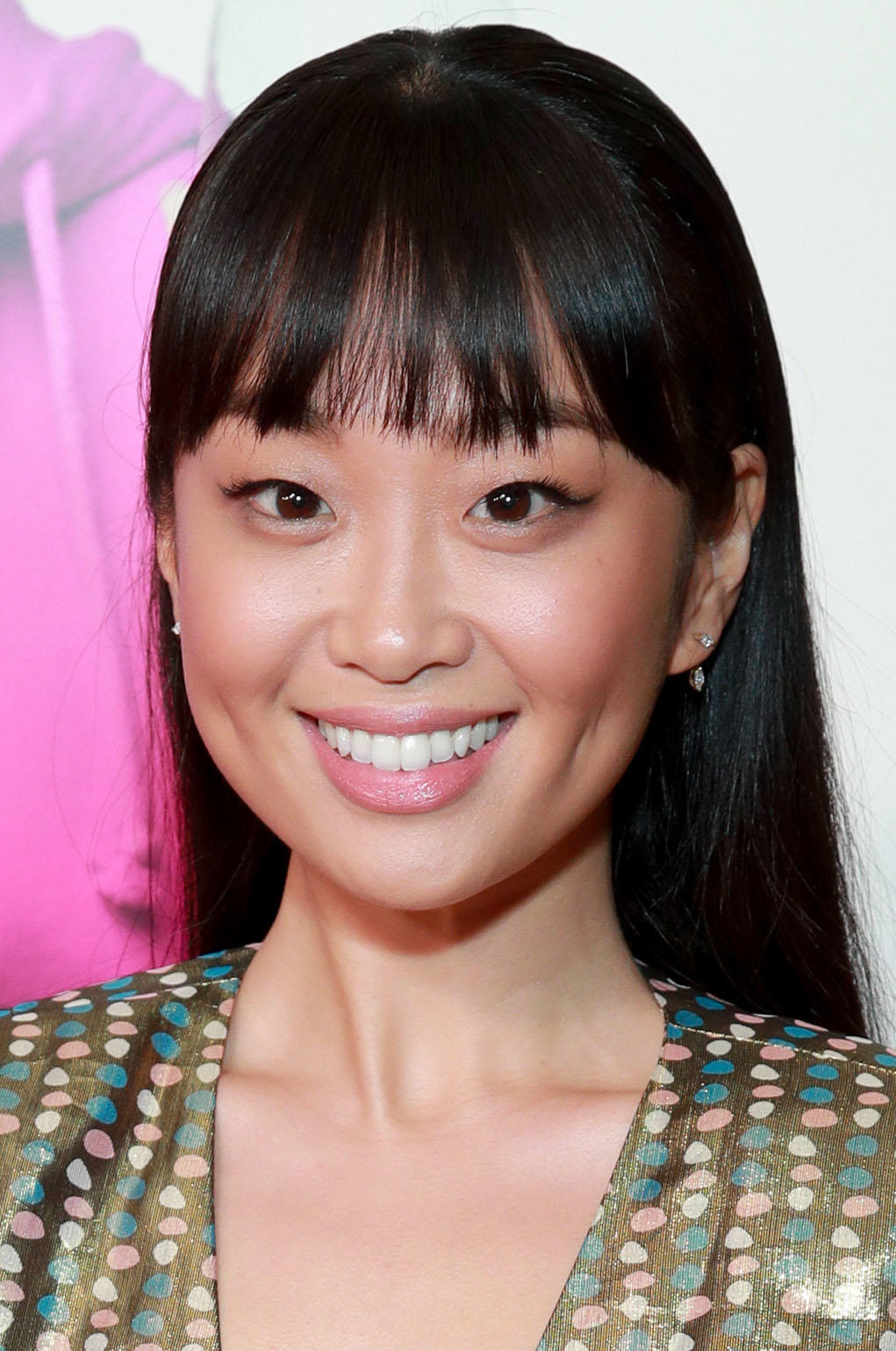 Alice Lee at the premiere of