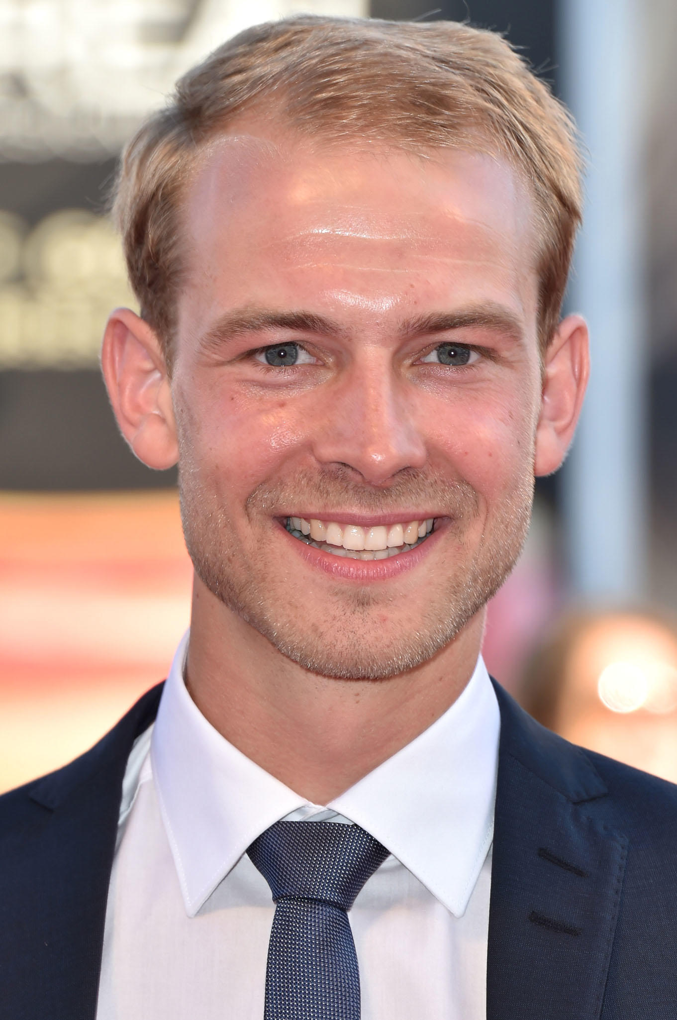 Christian Clauss at the premiere of