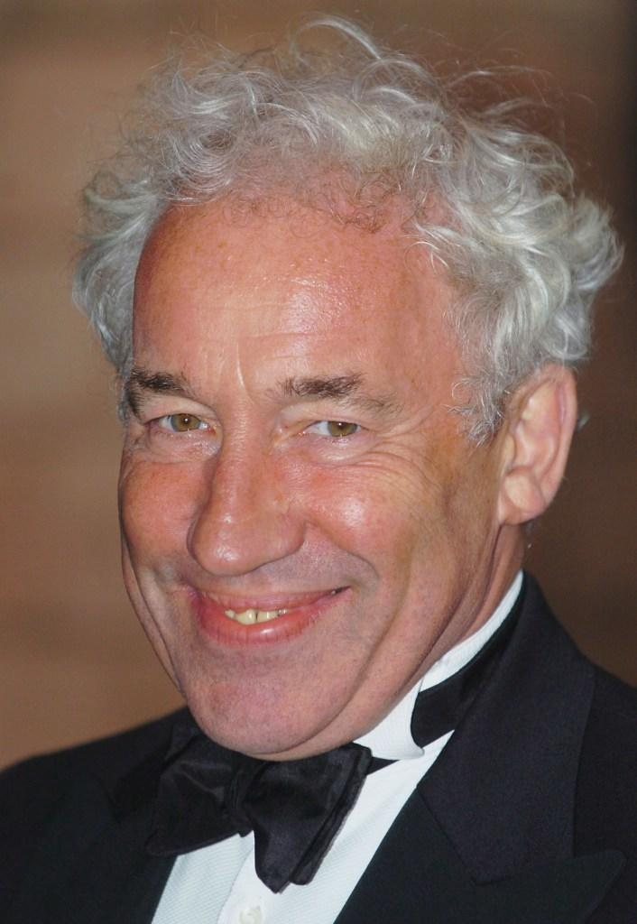 Simon Callow at the Royal Gala premiere of