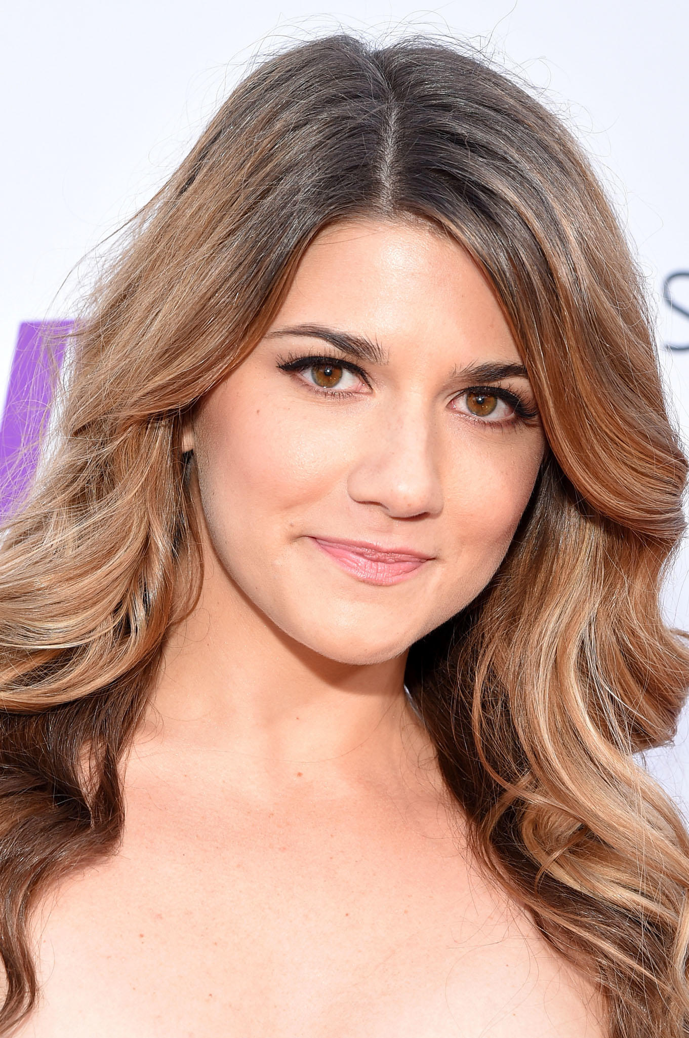 Elise Bauman at the 5th Annual Streamy Awards in Los Angeles.