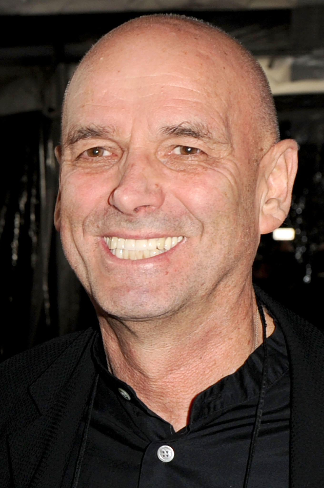 Martin Campbell at the premiere of