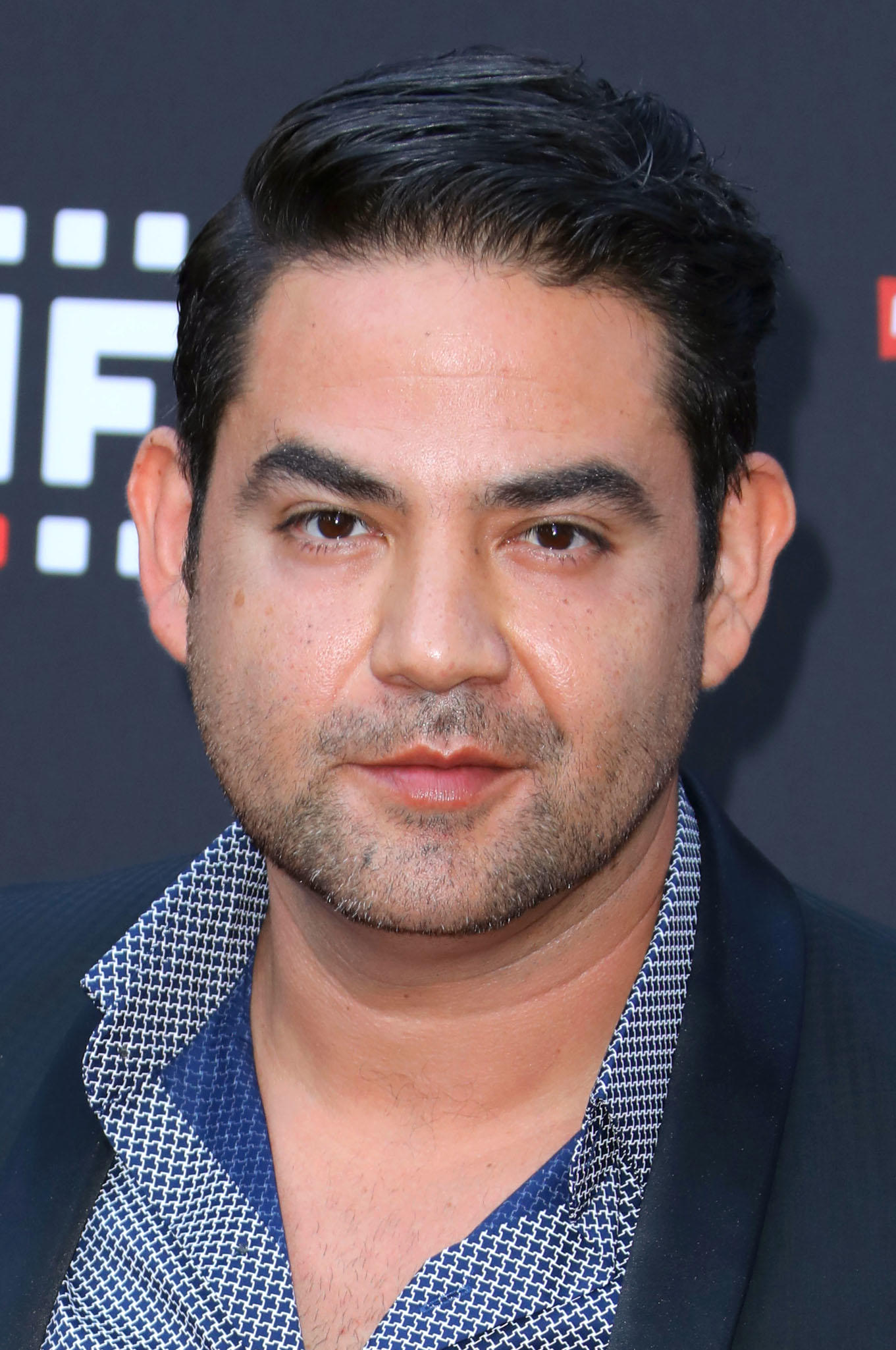 Juan Gabriel Pareja at the 2019 Los Angeles Latino International Film Festival opening night premiere of