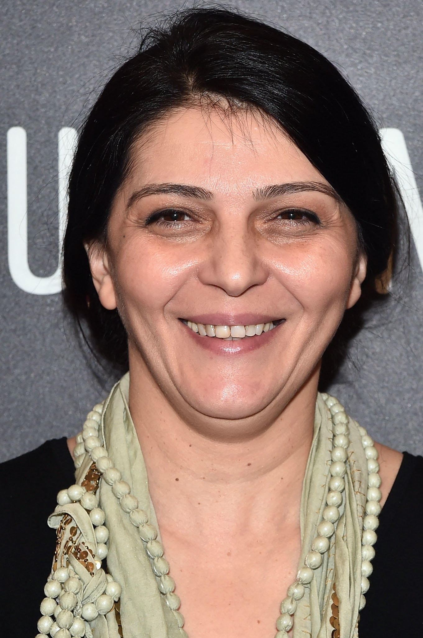 Ia Shugliashvili at the premiere of