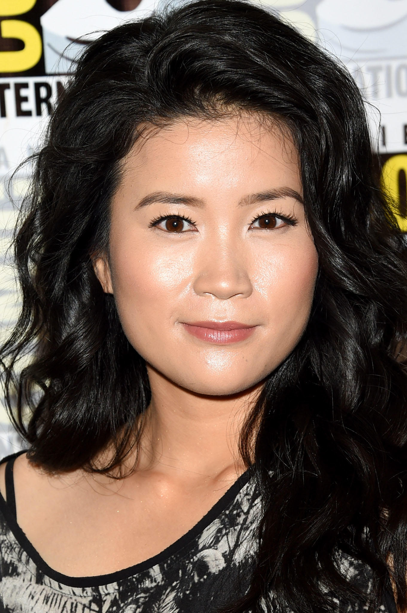 Jadyn Wong during Comic-Con International 2015 in San Diego, CA.