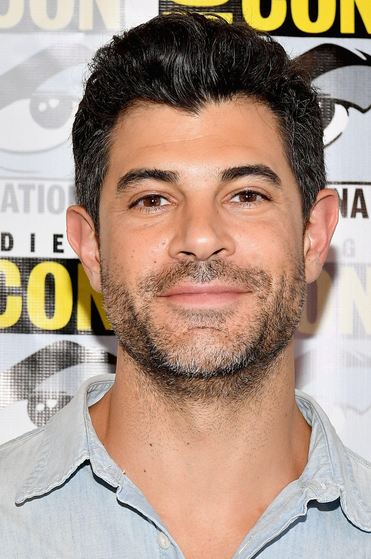 Damon Dayoub at the Freeform press line for