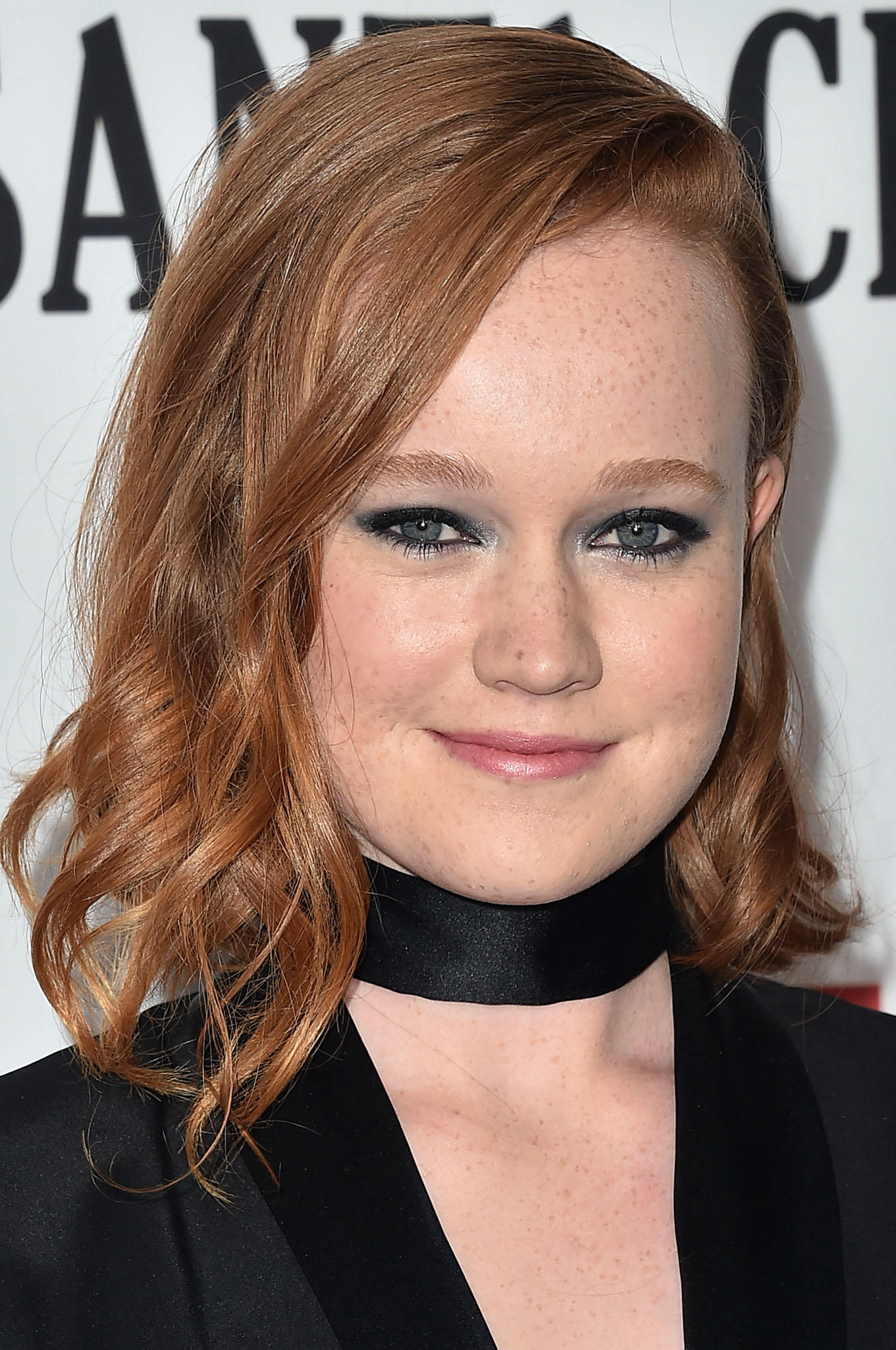 Liv Hewson at the premiere of Netflix's