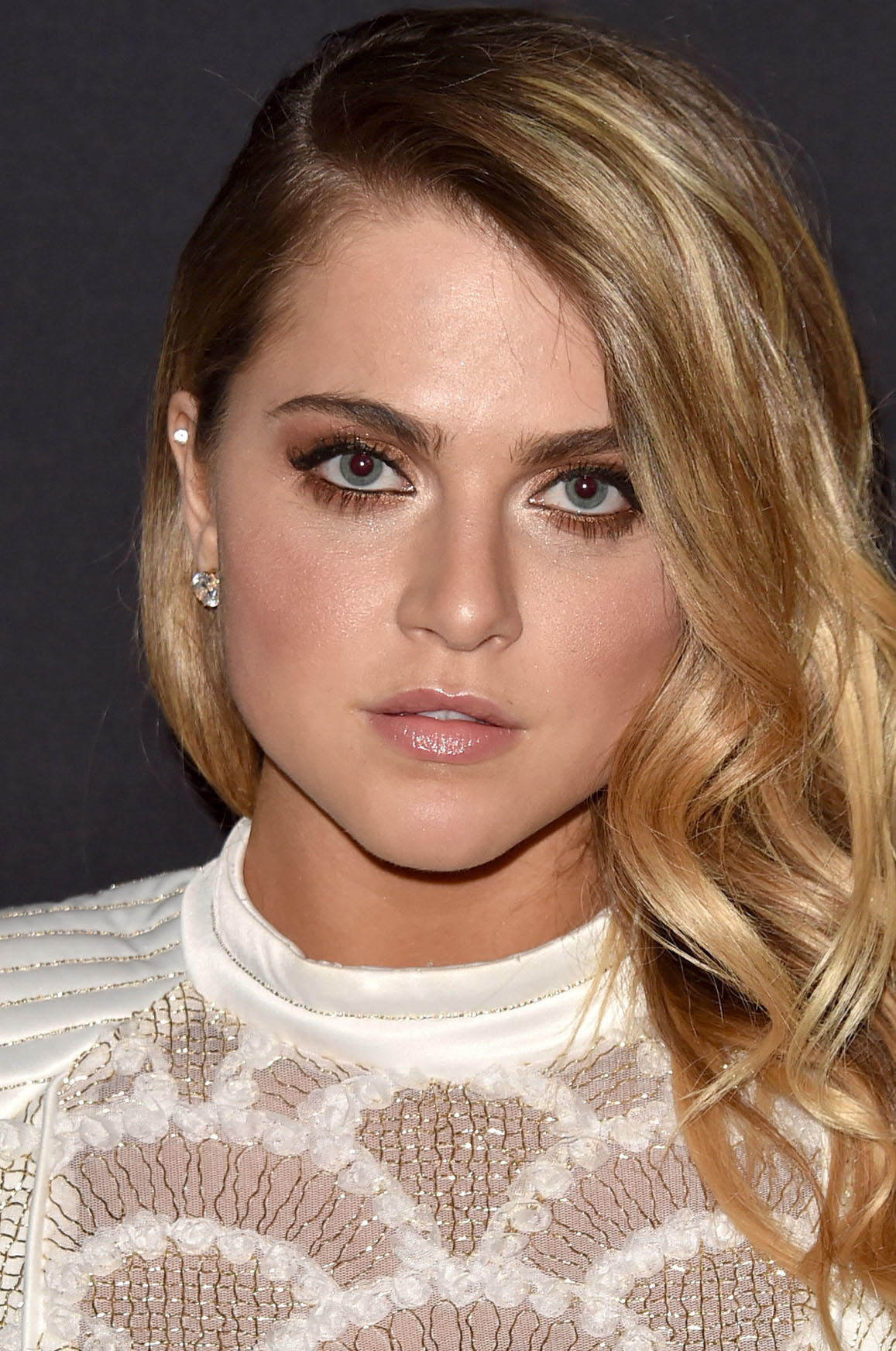 Anne Winters at the HFPA & InStyle celebration during the 2017 Toronto International Film Festival.