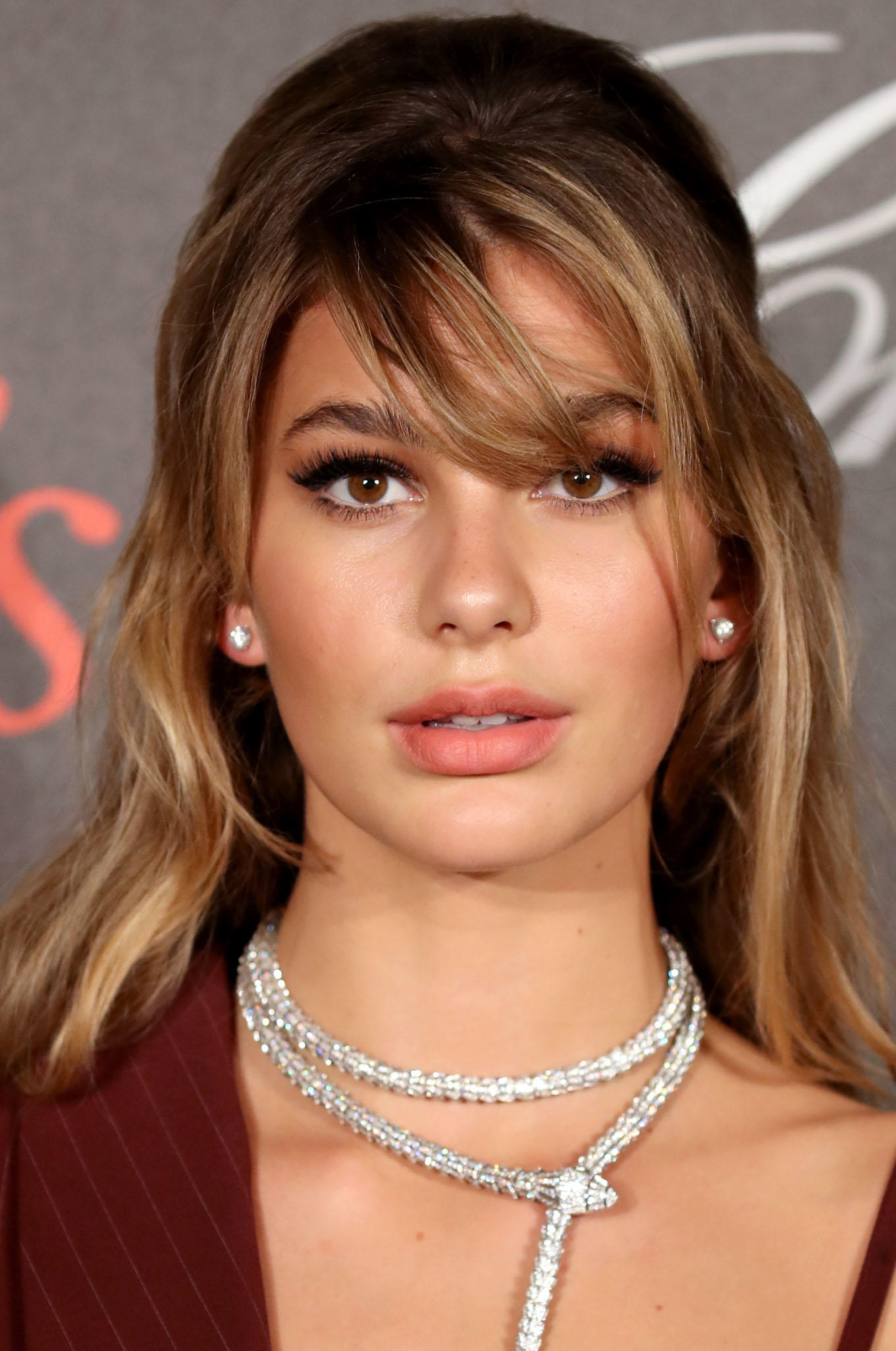 Camila Morrone at the Annabel's & Chopard Party during the 70th annual Cannes Film Festival.