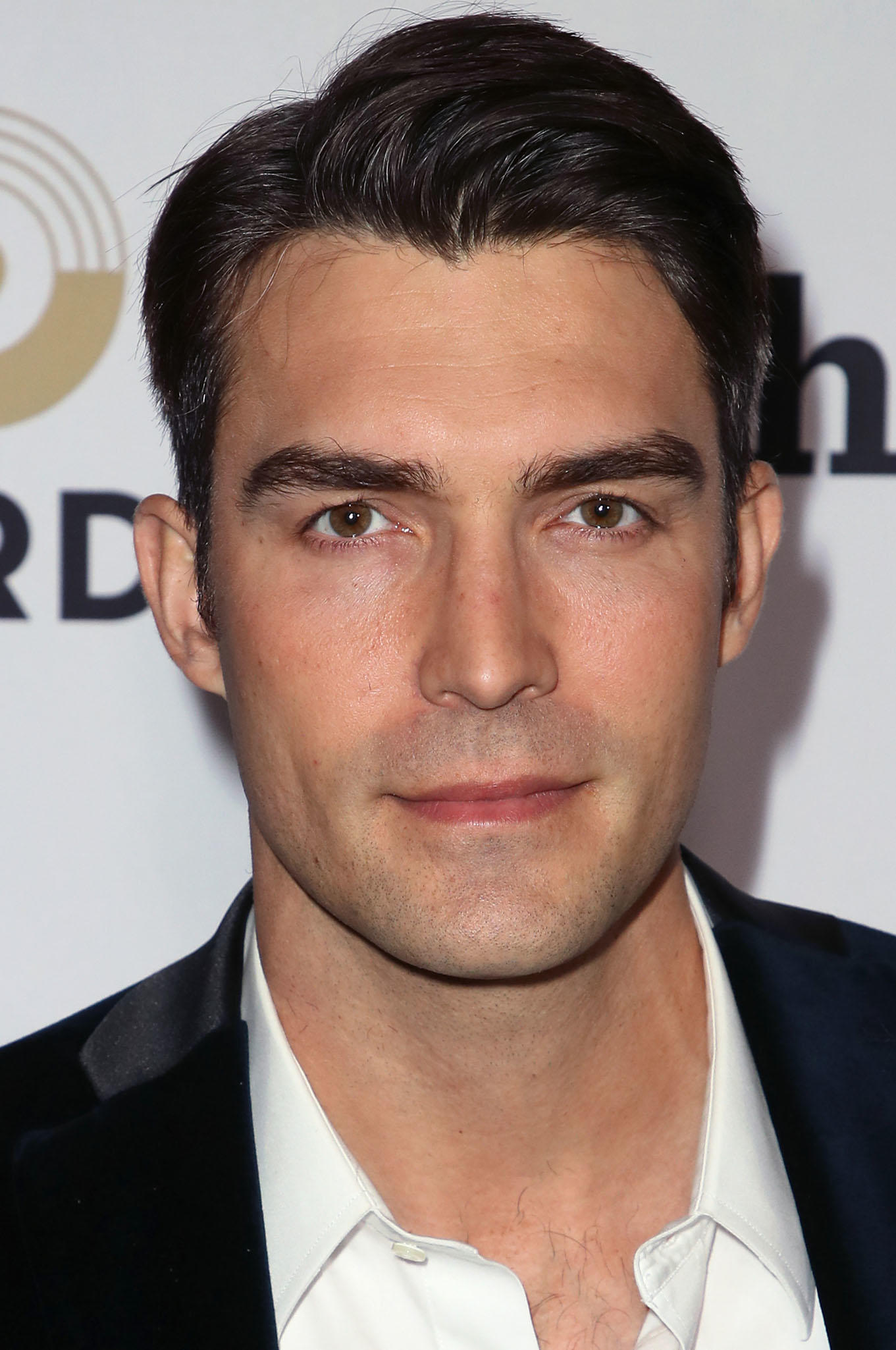 Peter Porte at the