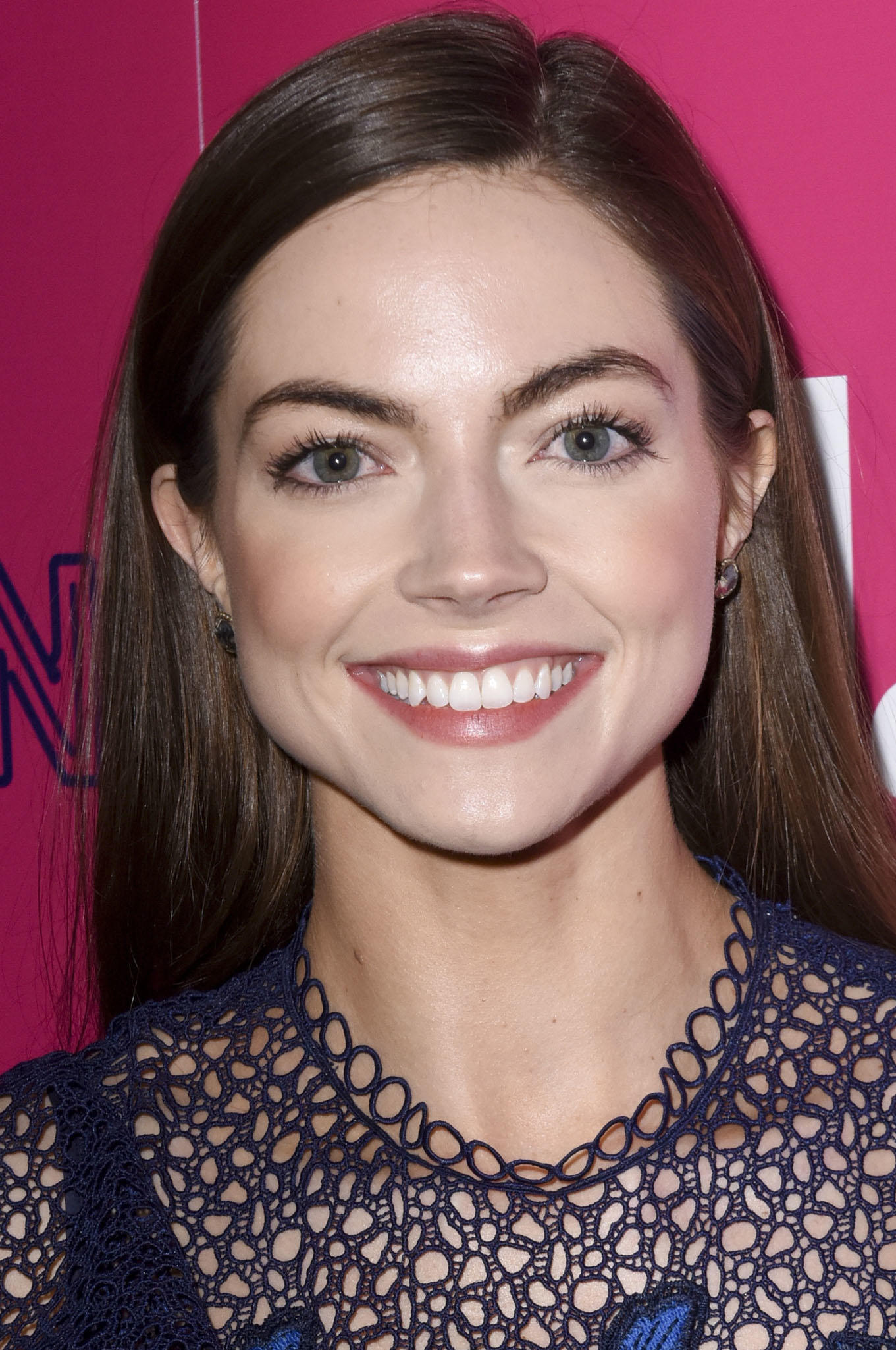 Caitlin Carver at the Los Angeles premiere of