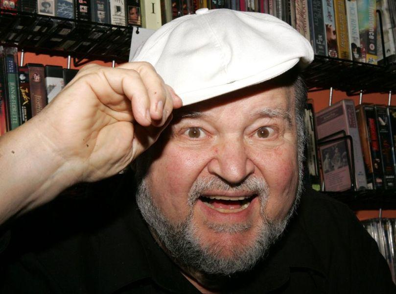 Dom DeLuise at the signing of newly released