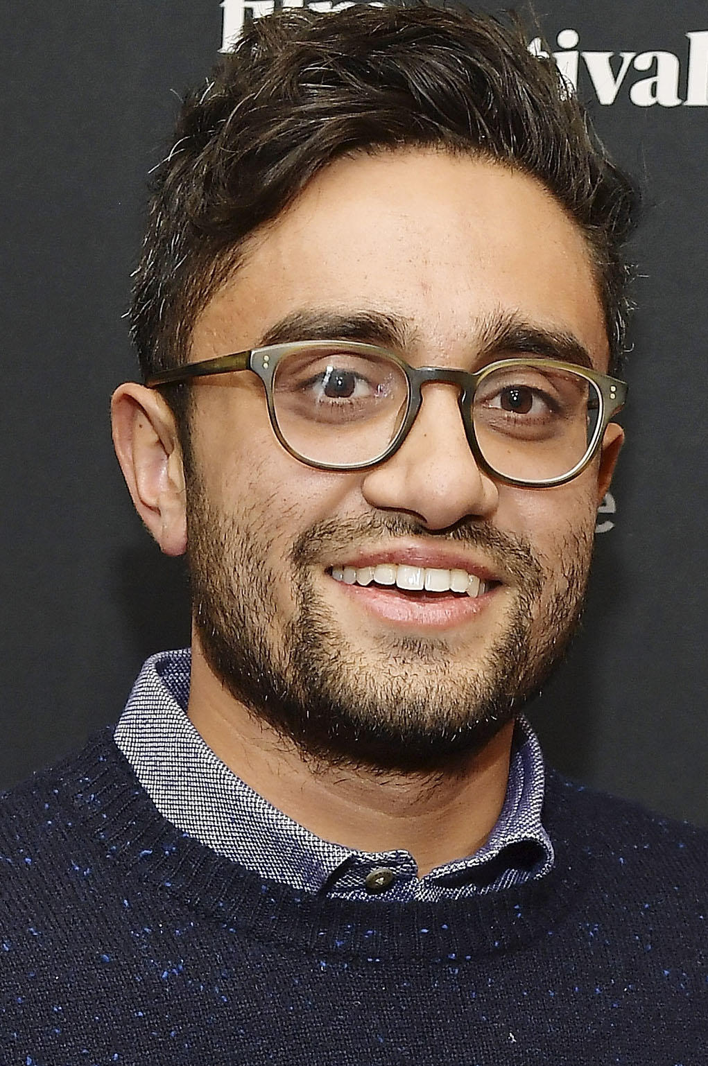 Aneesh Chaganty during the Sundance Film Festival Awards Night Ceremony.