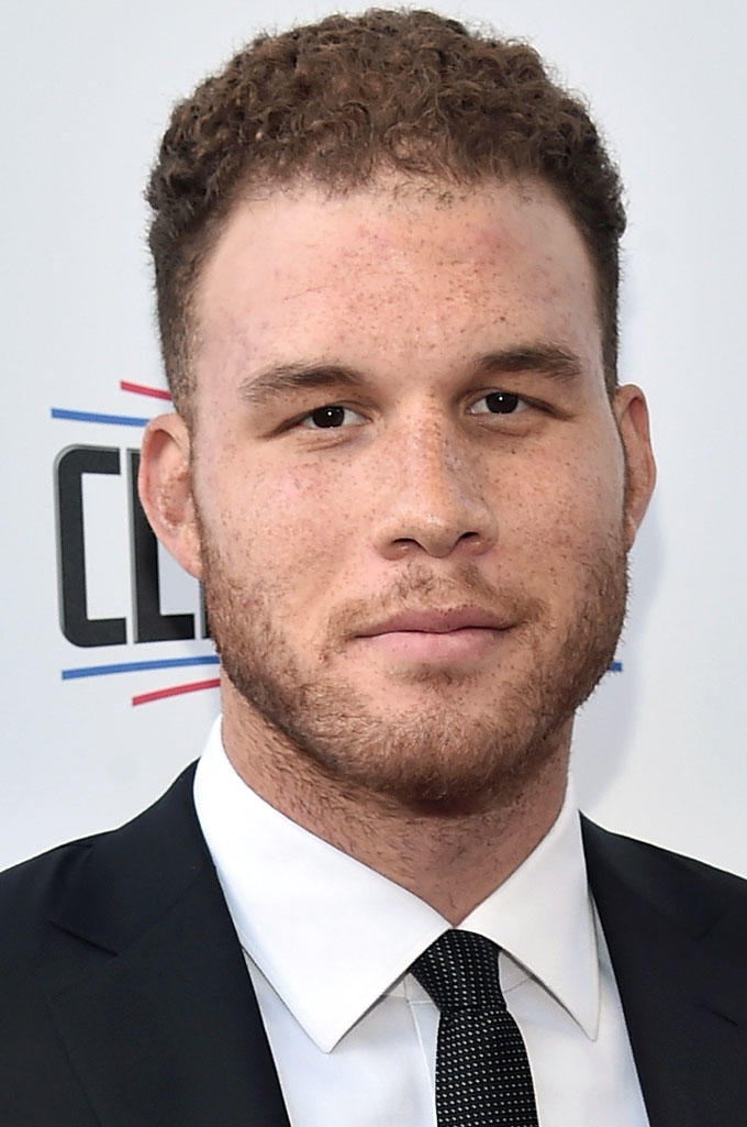 Blake Griffin at the Cedars-Sinai Sports Spectacular in Los Angeles.