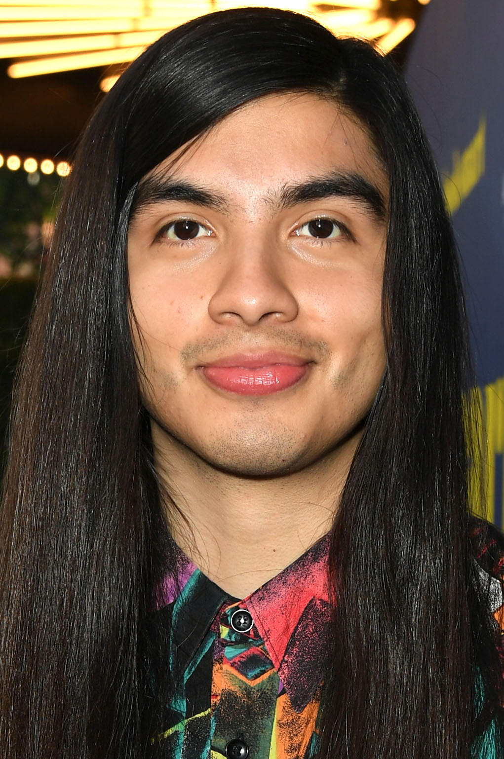 Eduardo Franco at the Los Angeles special screening of