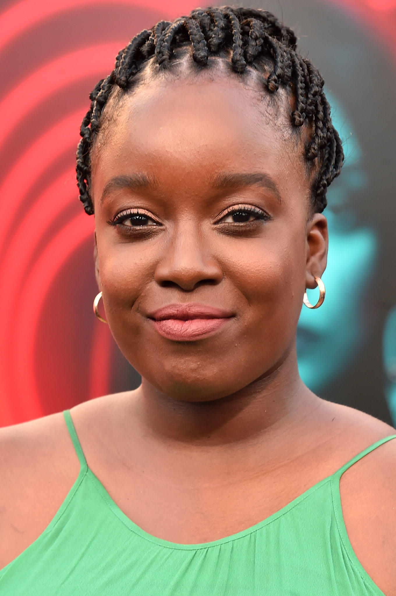 Lolly Adefope at the premiere of