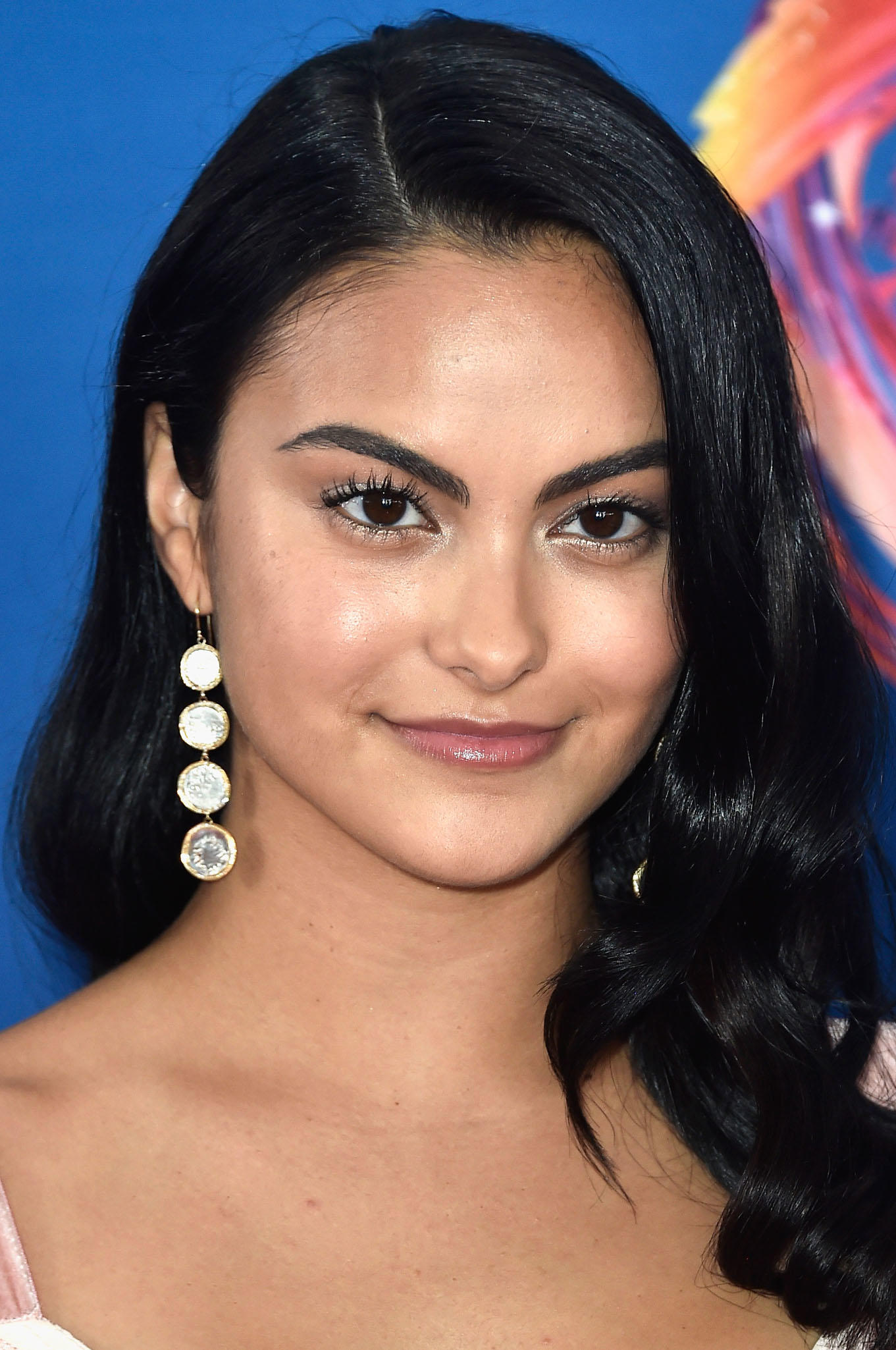 Camila Mendes at Fox's Teen Choice Awards 2018 in Inglewood, California.