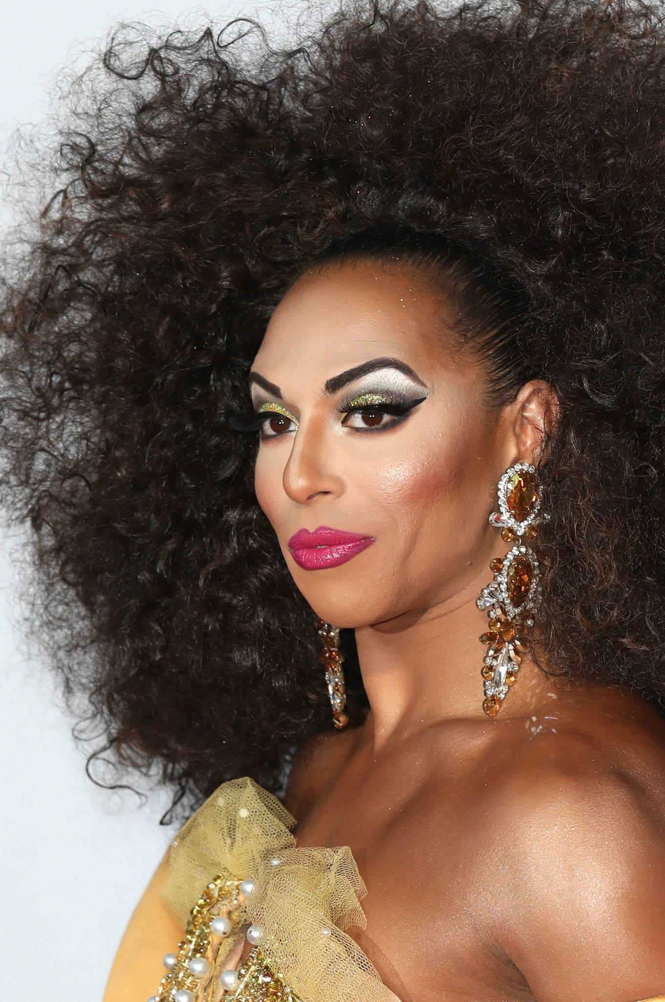 Shangela Laquifa Wadley at the UK premiere of