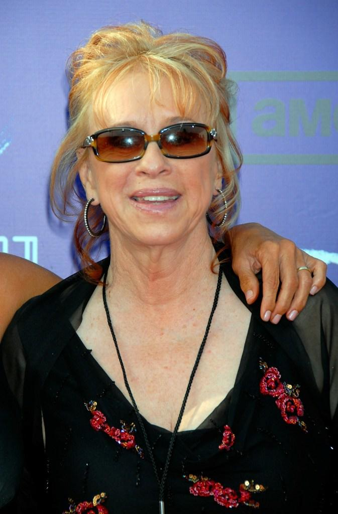 Jeannie Epper at the 7th Annual Taurus World Stunt Awards.