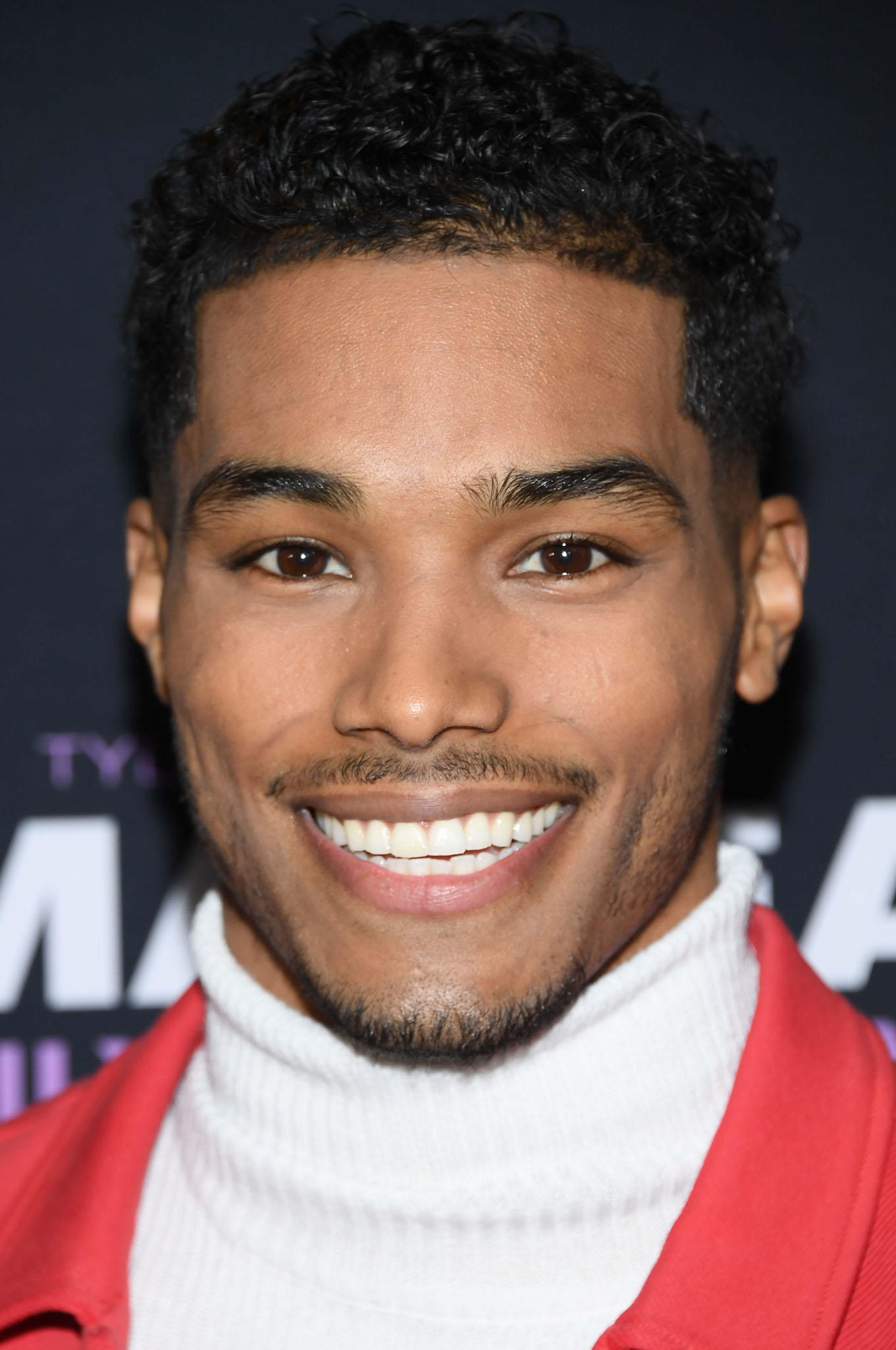 Rome Flynn at the New York screening of Tyler Perry's