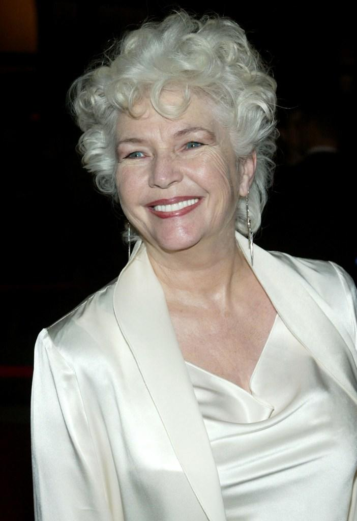 Fionnula Flanagan at the 17th Annual Palm Springs International Film Festival Gala.
