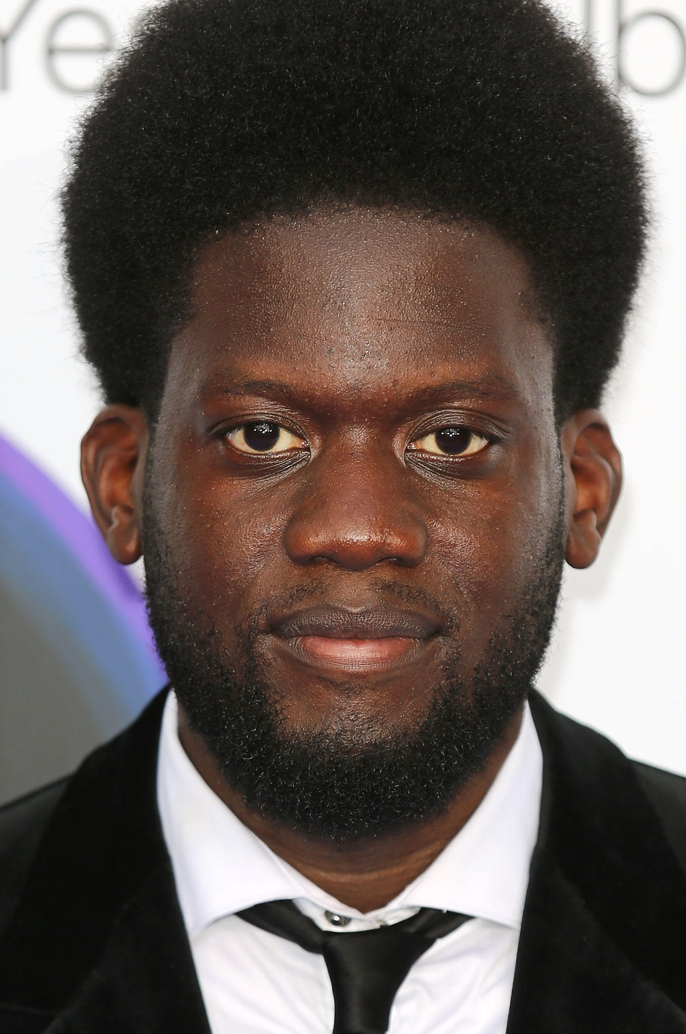 Michael Kiwanuka at the Hyundai Mercury Prize 2016 in London.