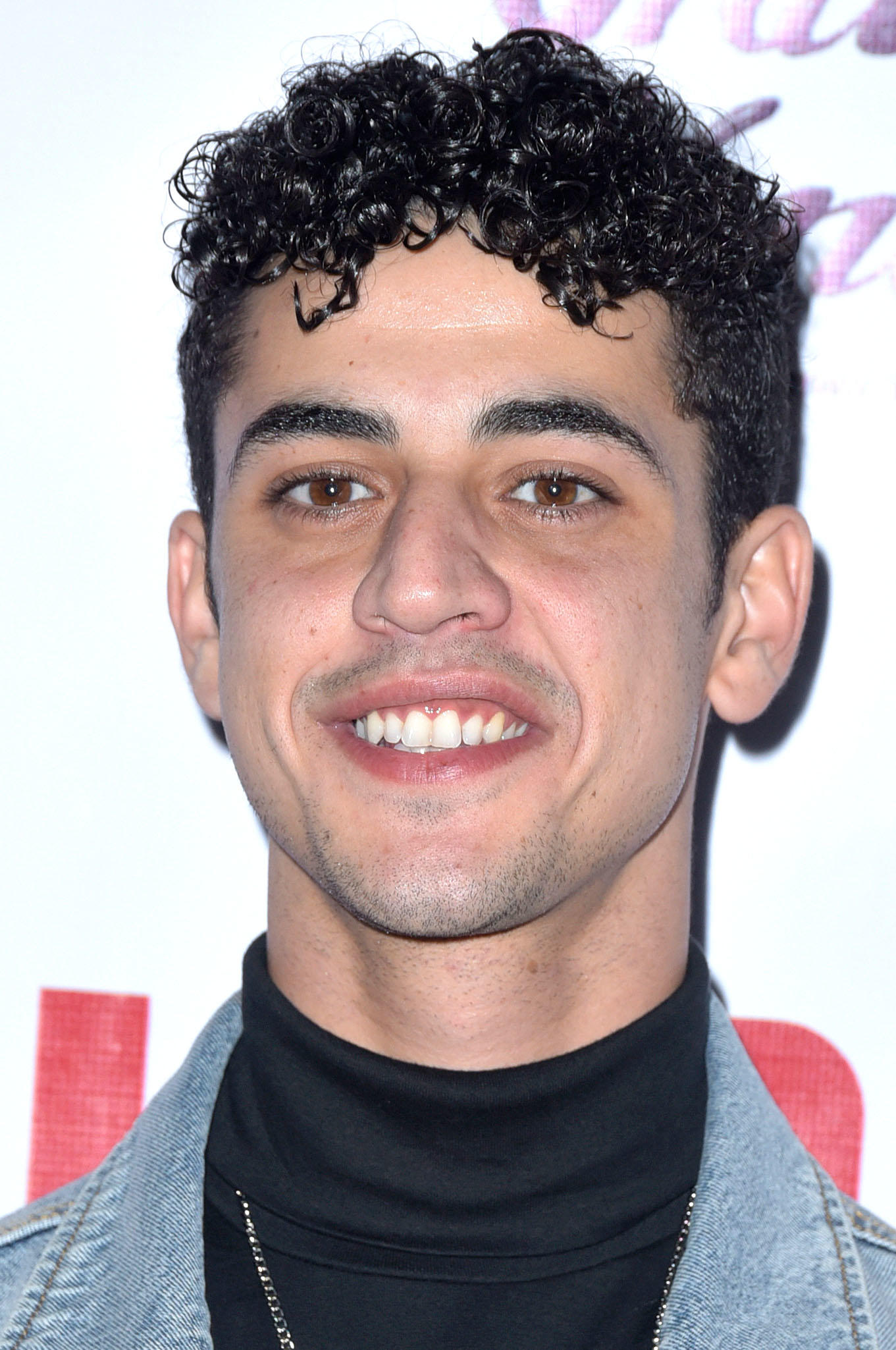 Adam Elshar at the premiere of