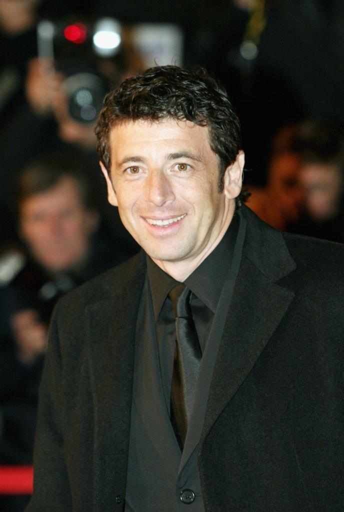 Patrick Bruel at the NRJ Music Awards 2006.