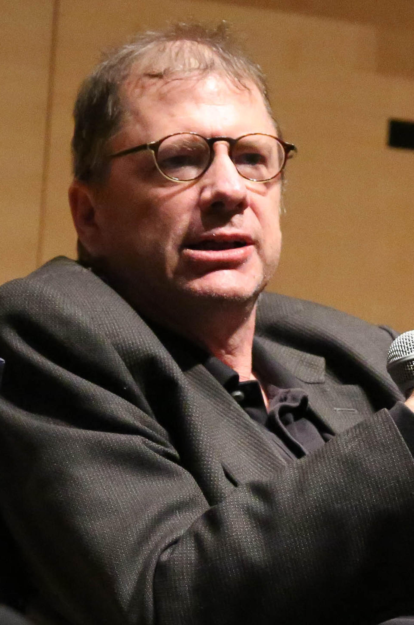 Larry Gross at NYFF Live Presents: Story Creation and the Artistic Process.