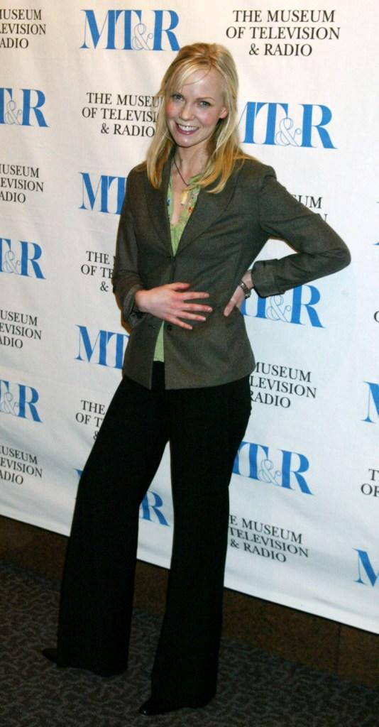 Laura Harris at the 20th Anniversary William's Paley Television Festival.