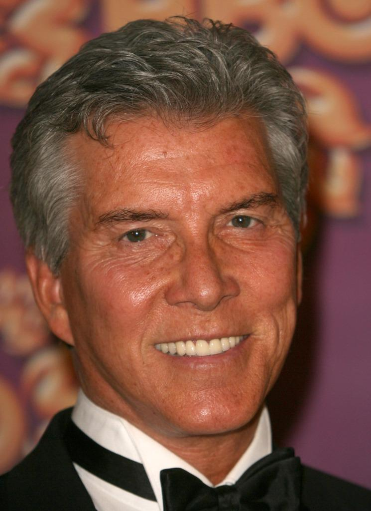 Michael Buffer at the HBO Emmy after party.