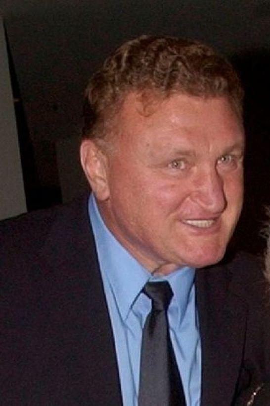 Joe Bugner at the Launch of Australian Children's Music Foundation.