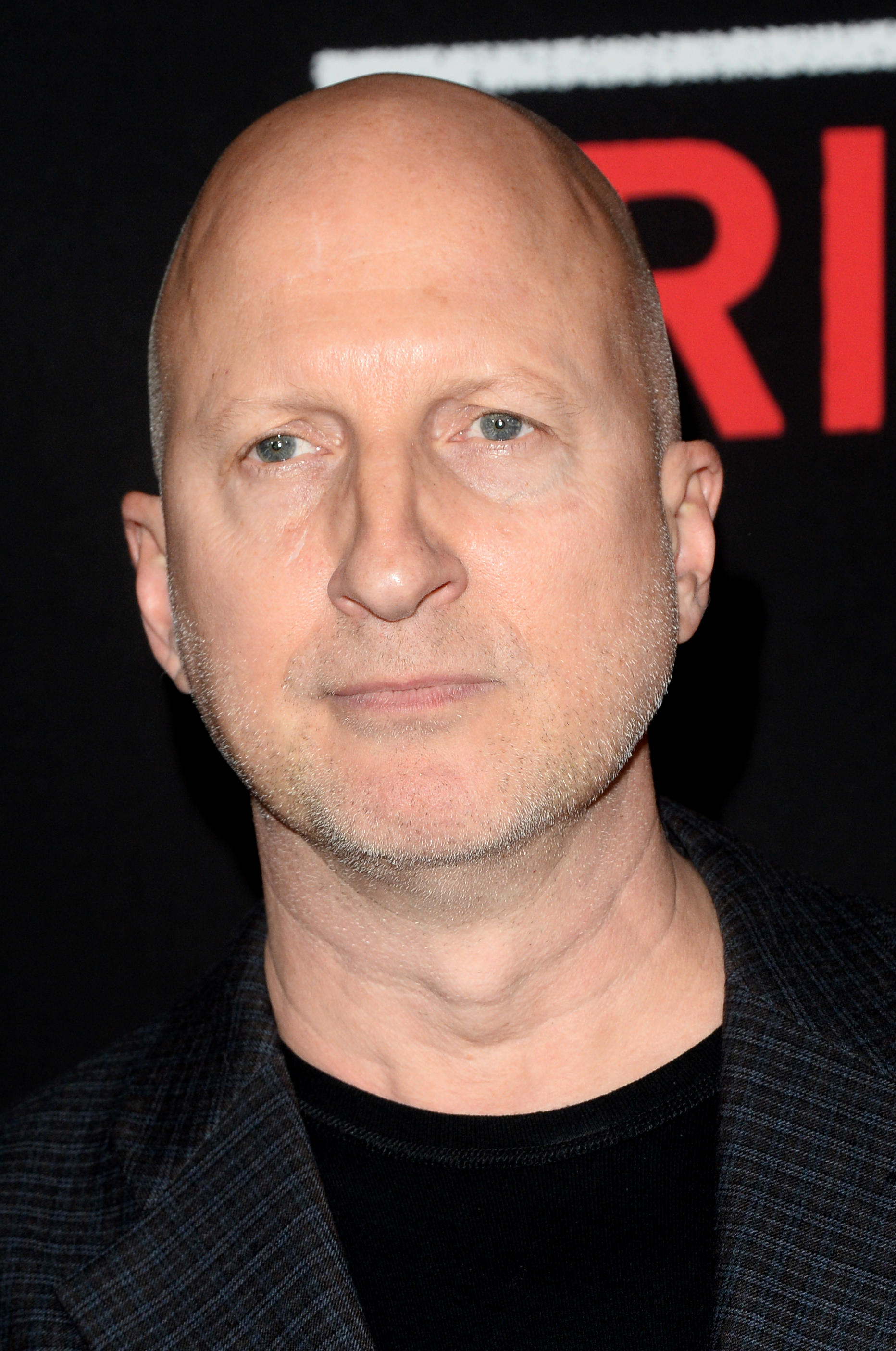 John Hillcoat at the premiere of Open Road's 'Triple 9' at Regal Cinemas L.A. Live.