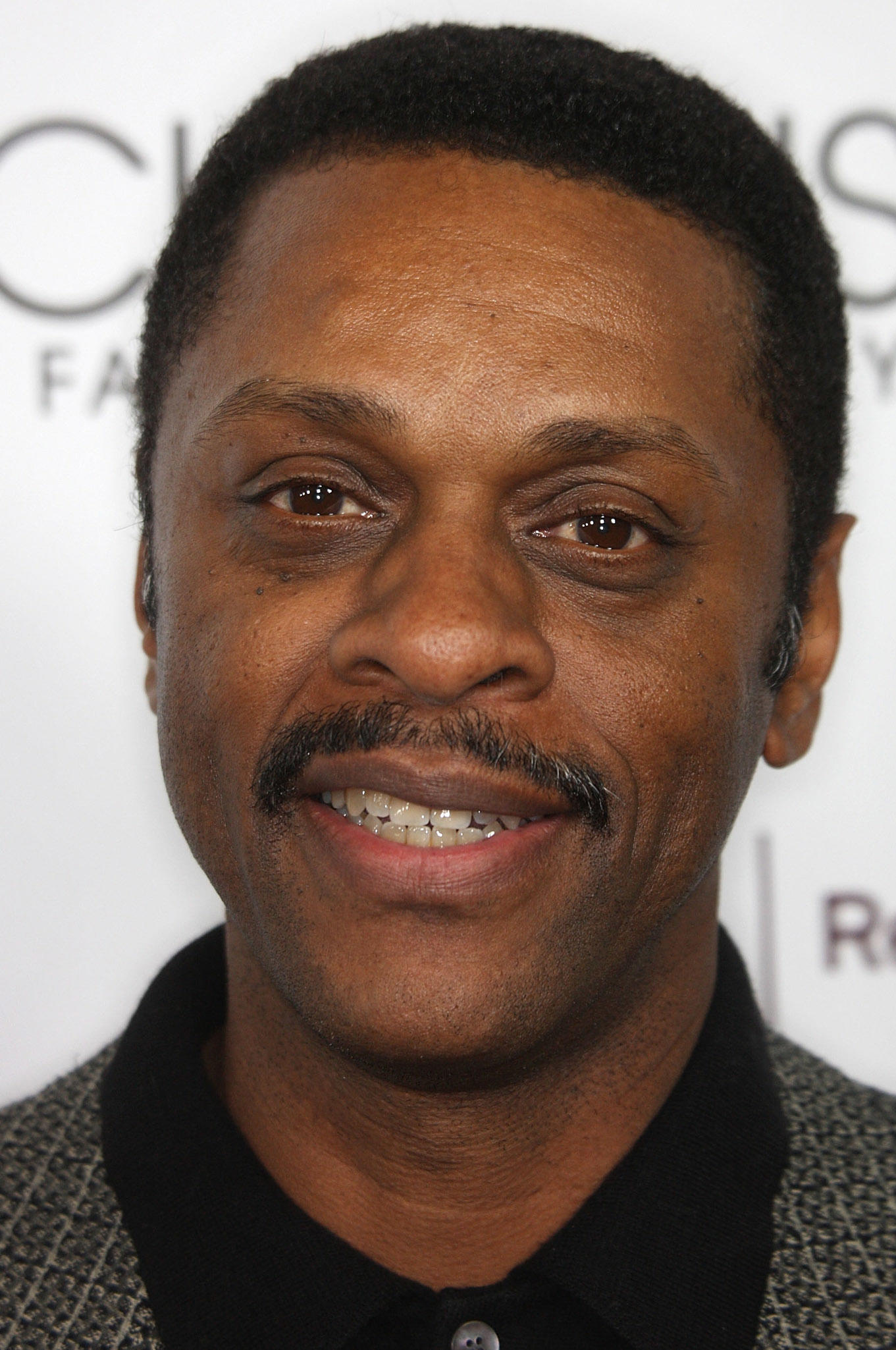 Lawrence Hilton-Jacobs at the premiere of