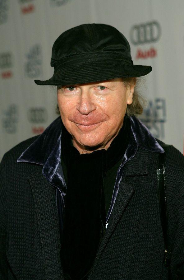 Henry Jaglom at the world premiere of
