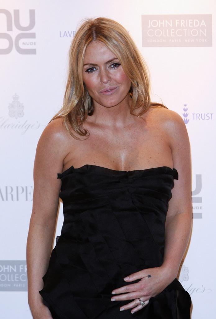 Patsy Kensit at the 10th anniversary Lavender trust party.