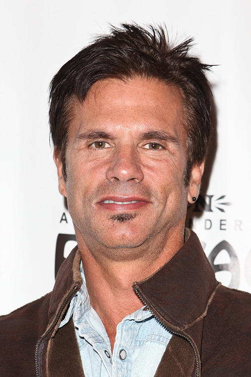 Lorenzo Lamas at the opening night of