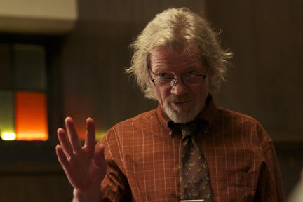 Michael Parks as Abin Cooper in ``Red State.''