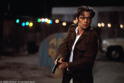 Benicio Del Toro as Longbaugh in
