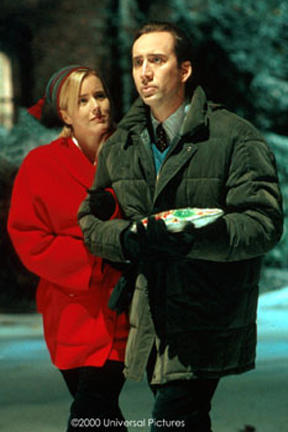 Jack Campbell (Nicolas Cage) and Kate (Tea Leoni), the woman he left behind years ago, in
