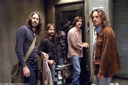 Jason Lee as Jeff Bebe, John Fedevich as Ed Vallencourt, Noah TaylorDas ick Roswell, Billy Crudup as Russell Hammond, and Mark Kozelek as Larry Fellows.