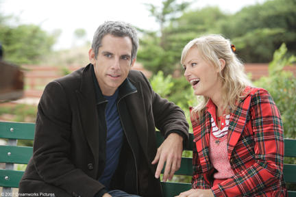 Ben Stiller and Malin Akerman in