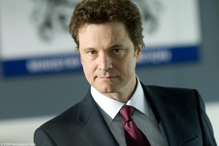Colin Firth as Geoffrey Thwaites in