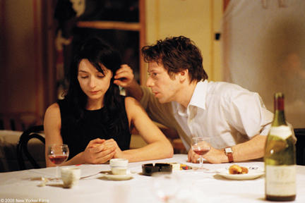 Mathieu Amalric in