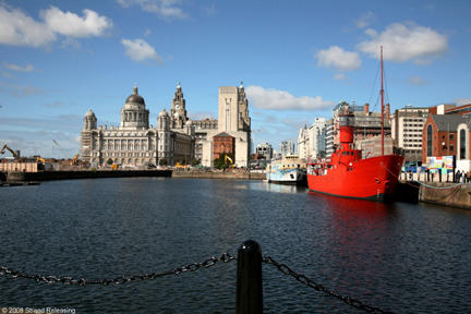 Liverpool Port Authority in