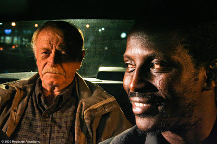 Red West as William and Souleymane Sy Savane as Solo in