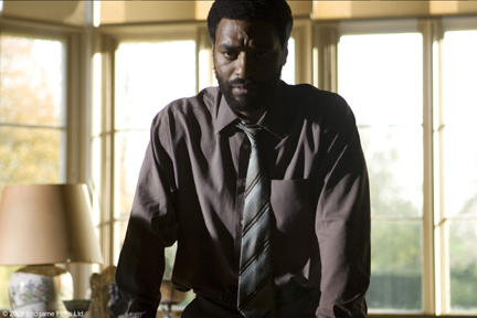 Chiwetel Ejiofor as Pres. Thabo Mbeki in