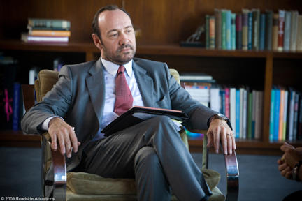 Kevin Spacey as Dr. Henry Carter in