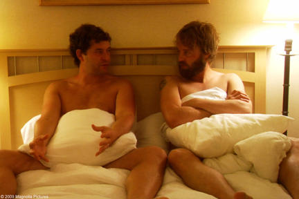 Mark Duplass as Ben and Joshua Leonard as Andrew in