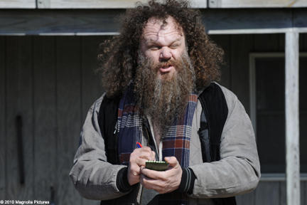 John C. Reilly as Gershon in
