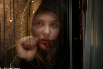Chloe Moretz as Abby in